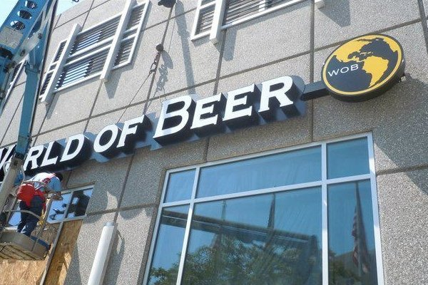 World of Beer Coming to Ballston This Summer