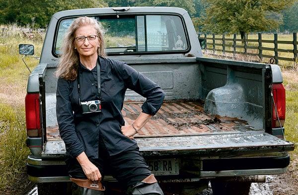 """Annie Leibovitz Discusses """"Pilgrimage"""""""