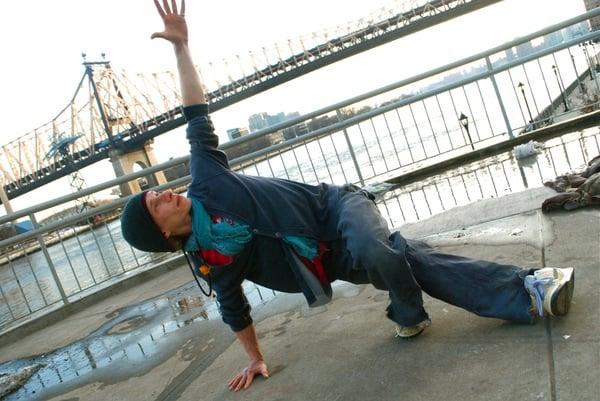 Corbin Fun Run, BuddhaX Yoga, and Saucony's Sprinter Van: Fit Fun