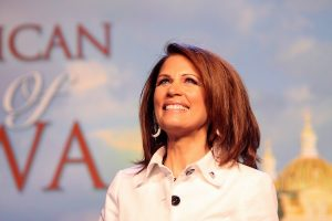 Michele Bachmann's Funny Business