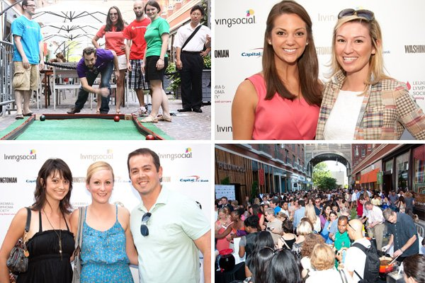 LivingSocial Best of Washington Happy Hour at Bethesda Row (Pictures)