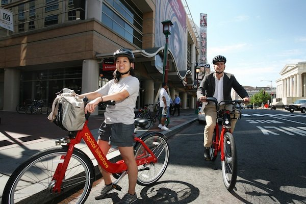 Capital Bikeshare: Year in Review