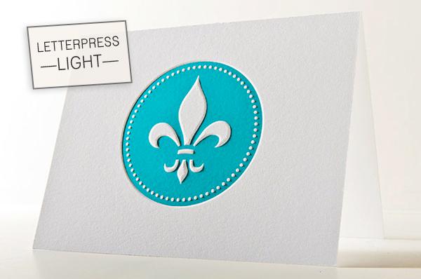 Local Etsy Seller: Letterpress Light