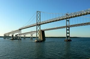 Bay Bridge: One of America's Ten Scariest