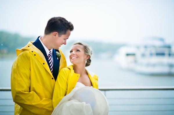 A Hurricane Irene Wedding