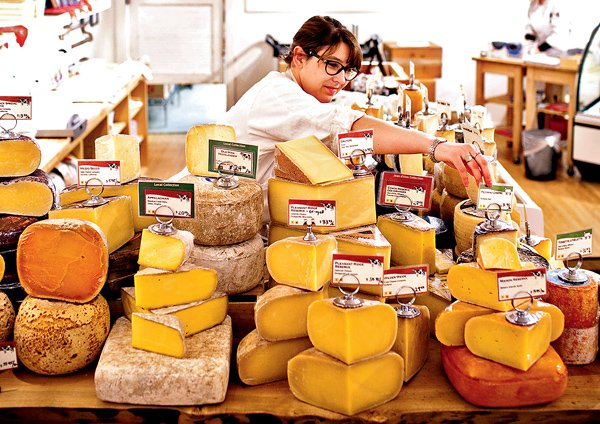 Our Favorite Local Cheesemakers