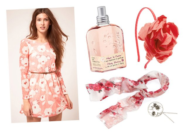 In Bloom: 14 Cherry-Blossom-Inspired Finds