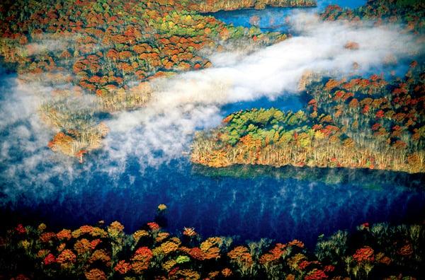 Aerial Photos of the Chesapeake (Full-Screen Slideshow)