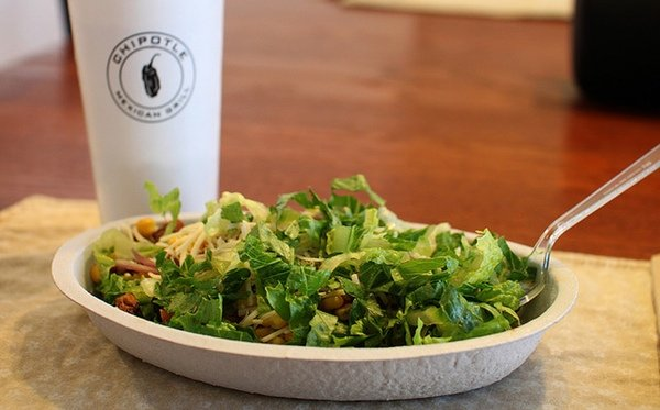 Will a Chipotle Burrito Be a Food Diarist's Undoing?