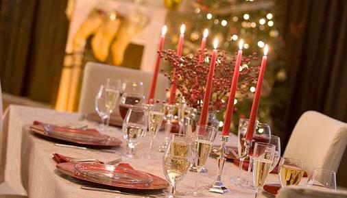 Christmas in Washington Restaurant Dining Guide
