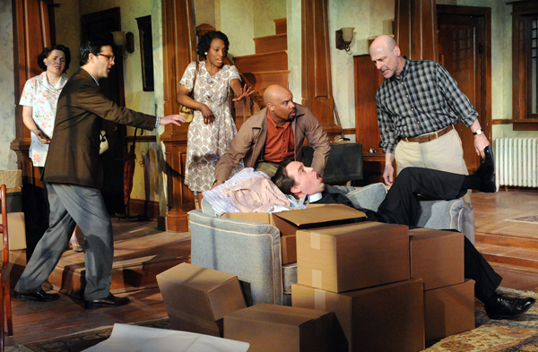 "Theater Review: ""Clybourne Park"" at Woolly Mammoth"
