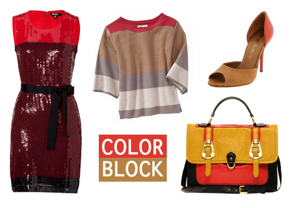 Color-Block Like a Pro This Fall With These Easy Pieces