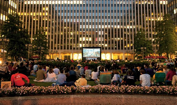 Washington Summer Guide 2011: Outdoor Movie Festivals in Washington
