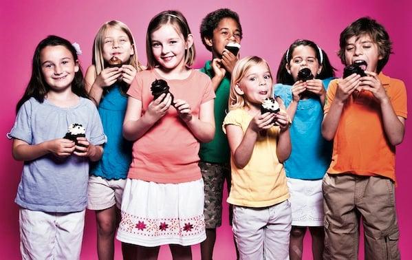 Kids Pick The Best Gluten-Free Cupcake in Washington