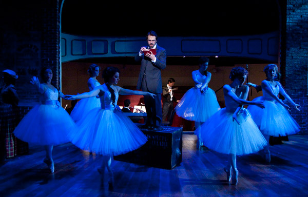 Review: And the Curtain Rises