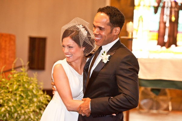 Gorgeous Couple Alert: David and Colleen