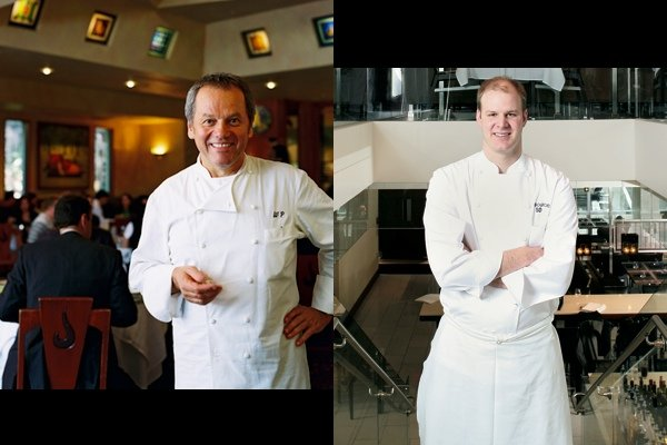 Wolfgang Puck's Recipe for Success