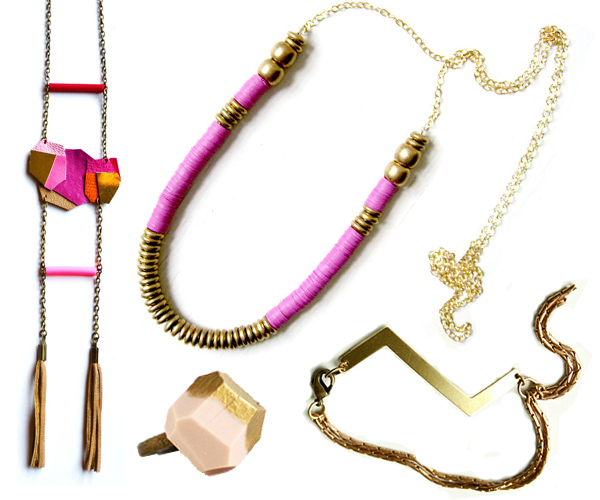 The Coolest Crafty Jewelry on Etsy Right Now