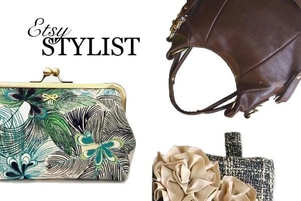 Etsy Stylist: Bag Lady