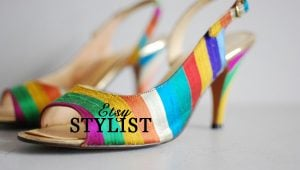Etsy Stylist: Spring Shoes