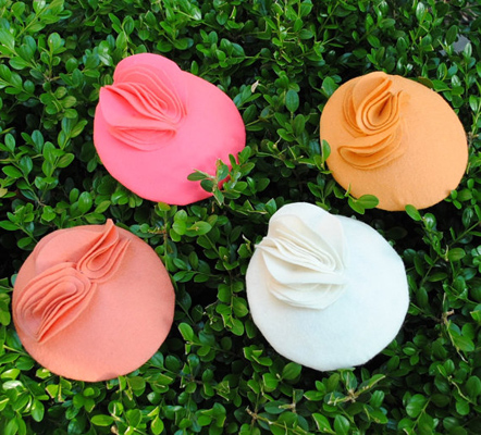 These retro head toppers come in all shades of sorbet—and they're locally designed!