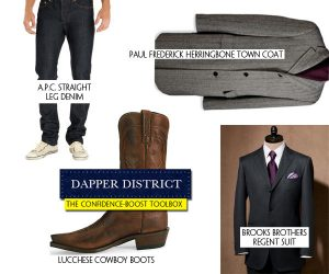 Dapper District: Fashion Physics