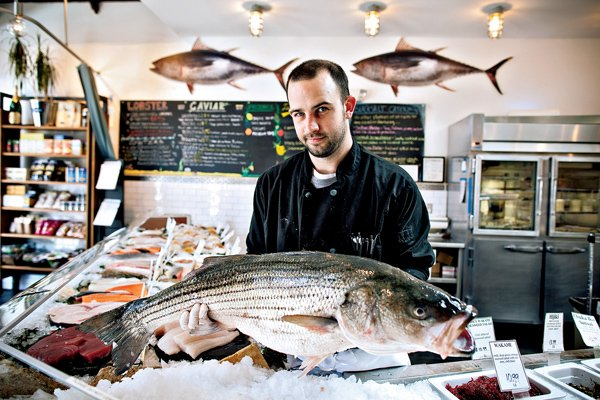 Basic Guidelines for Sustainable and Seasonal Seafood