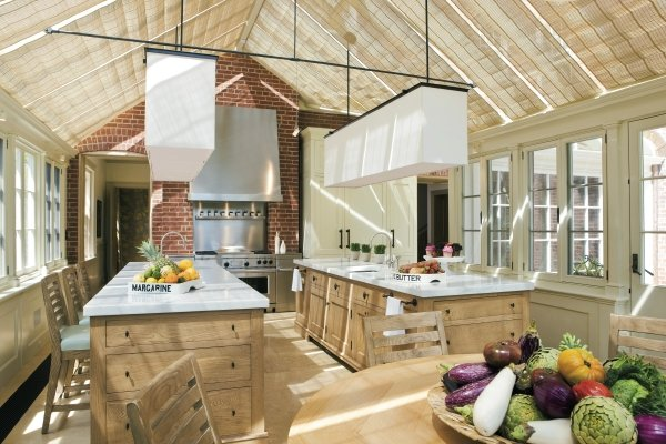 Dream Kitchens: Light and Airy in Georgetown