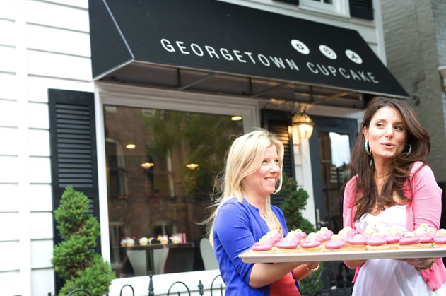 Georgetown Cupcake Will Open its New York City Shop Next Weekend