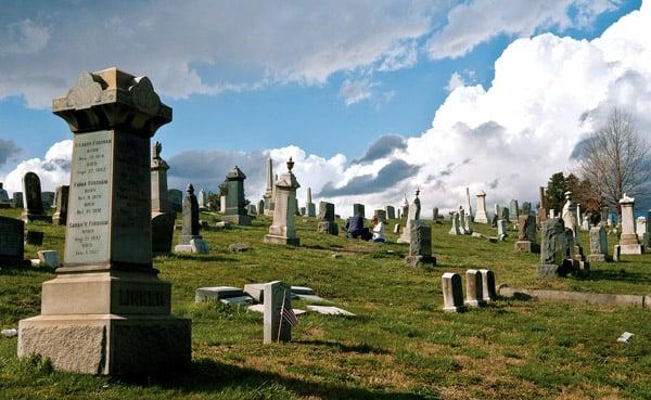 A Walk Through Congressional Cemetery