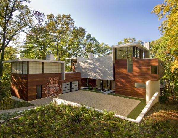 Award Winning Homes: A Wooded Retreat in Glen Echo