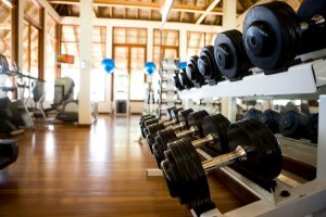 Nine Great Gyms