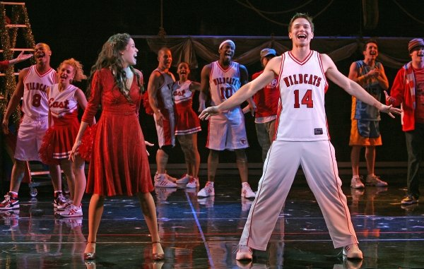 Disney's High School Musical Hits the Stage at National Theatre