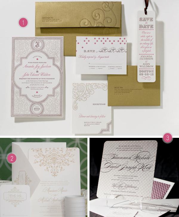 Fall Wedding Invitation Trends