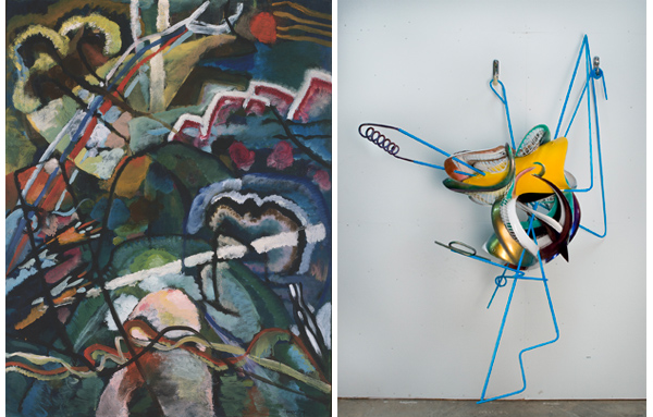 Art Preview: Wassily Kandinsky and Frank Stella at the Phillips Collection