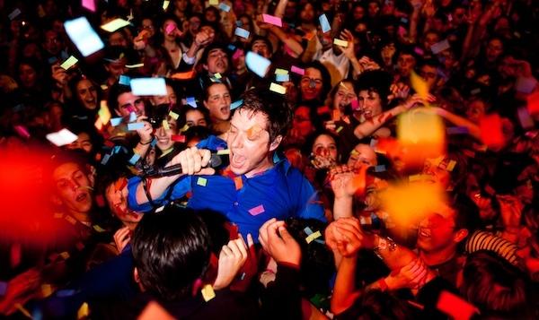 Q&A with OK Go's Damian Kulash
