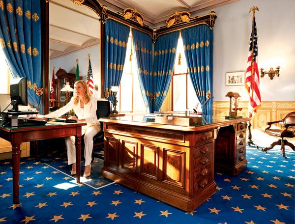 Inside Seven Unbelievable Washington Offices