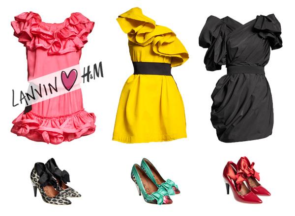 Lanvin for H&M Hits DC November 20