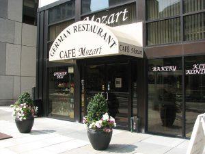 Belly Up: Greg Brooks of Cafe Mozart