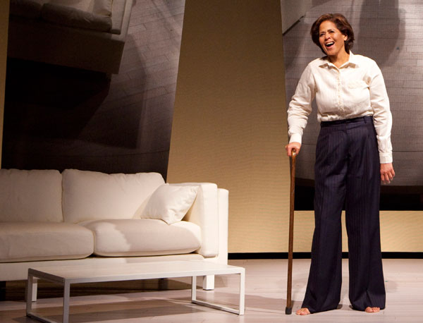 Theater Review: Let Me Down Easy