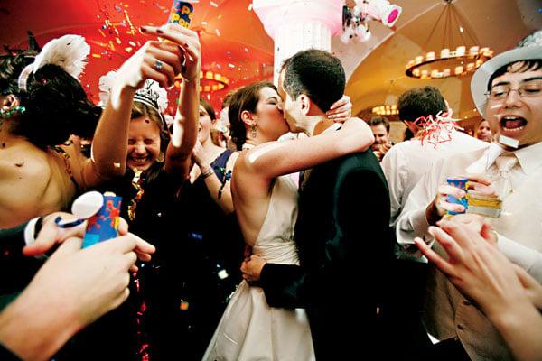 Real Weddings: Eliza Simon & Micah Ratner