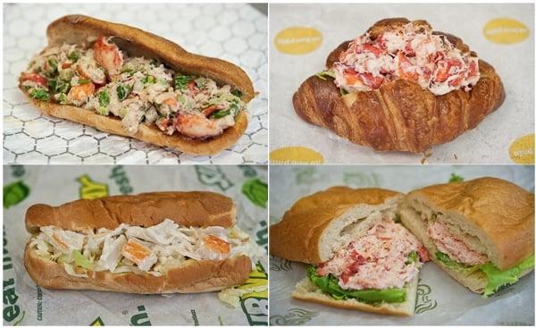 Taste Test: Chain Lobster Rolls