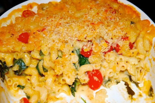 Sophie at the Stove: Macaroni and Cheese