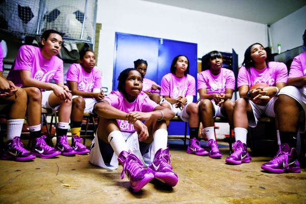 Riverdale Baptist Lady Crusaders Basketball: Achieving the Dream (Full Story)