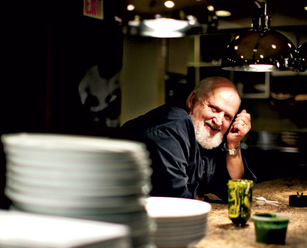 Table to Table: Michel Richard's Tribute Dinner, Clementine Festival at Jaleo