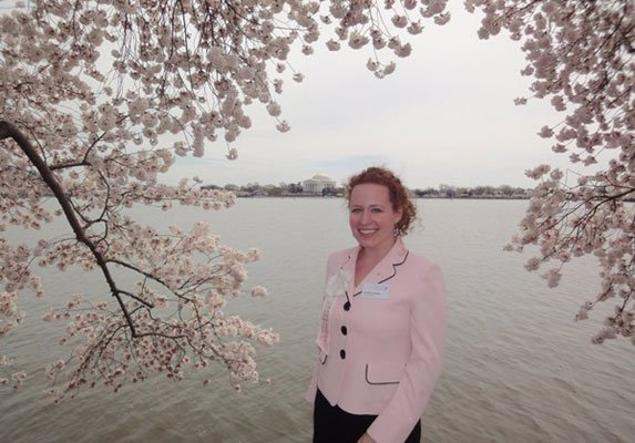 A Q & A With Former National Cherry Blossom Festival Goodwill Ambassador Michelle Aldridge