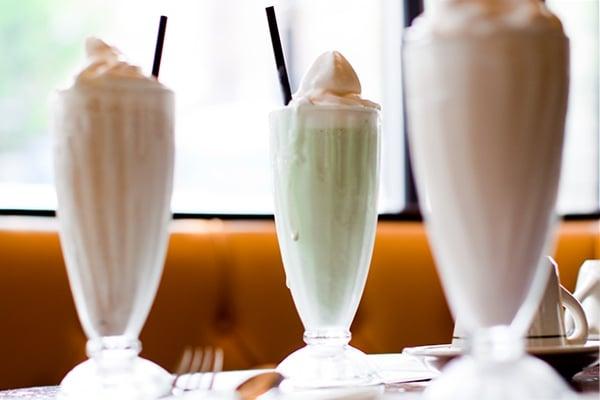Recipe Sleuth: Boozy Milkshakes From Ted's Bulletin