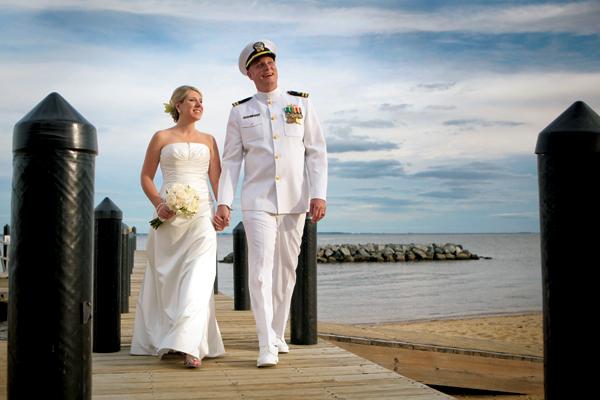 Real Weddings: Molly Kidwell & Ian Grasso