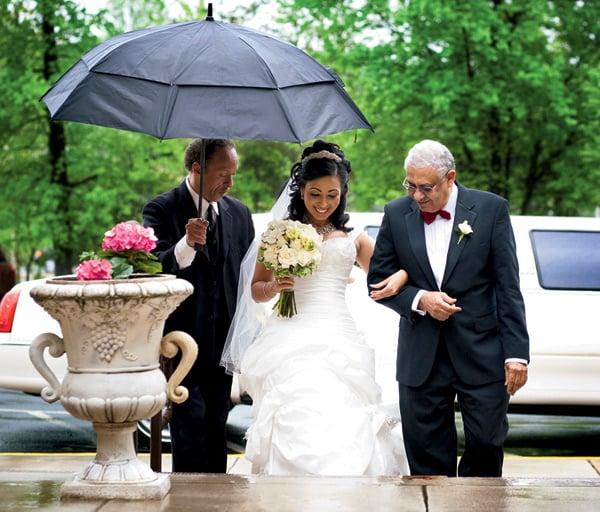 Real Weddings: Nada Girgis & Mina Rezk