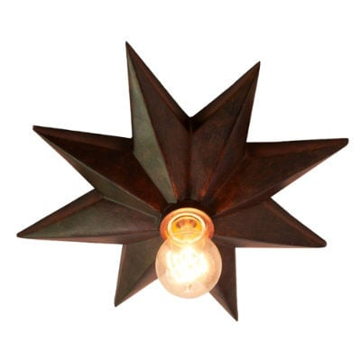 Star ceiling mount